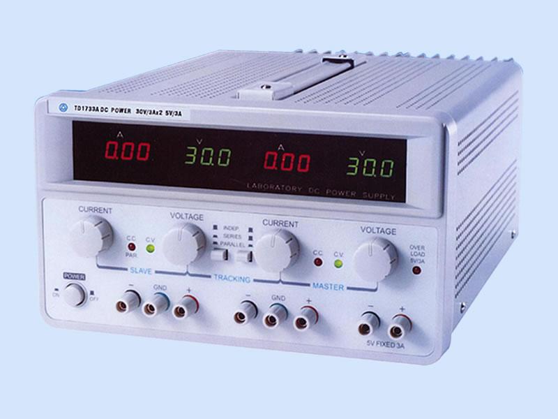 直流稳压电源(多路可调、带关断预设功能数显)