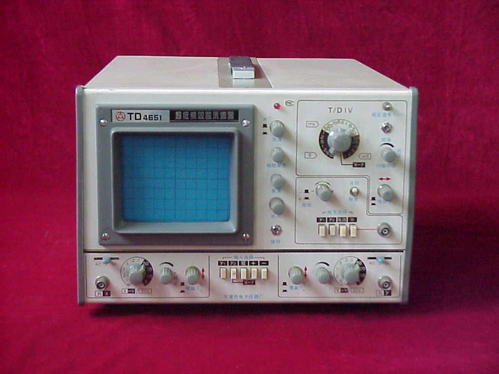 TD4652超低频双踪示波器
