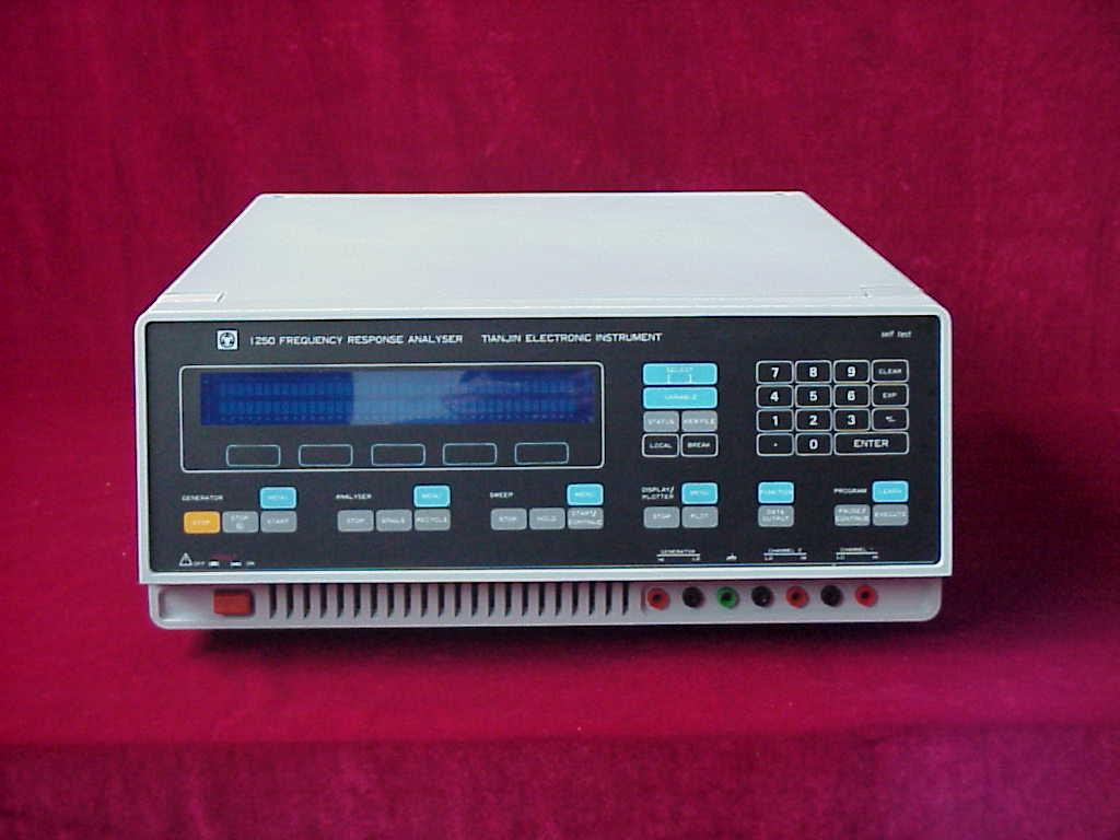 TD1250频率响应分析仪器